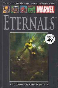 Eternals (Marvel Ultimate Graphic Novels Collection #53)