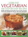 Low-fat Vegetarian by Anne Sheasby