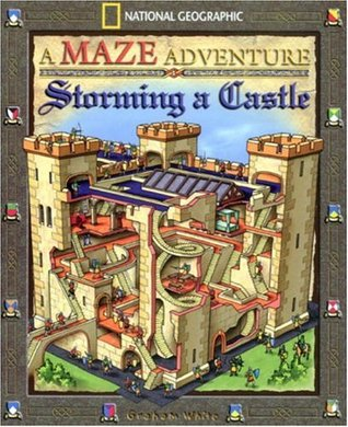 Storming A Castle: National Geographic Maze Adventures