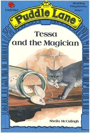 Tessa and the Magician (Puddle Lane Stage 1 Book 2)