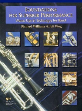 W32TB - Foundations for Superior Performance: Warm-ups and Technique for Band : Trombone