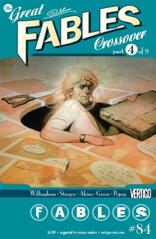 The Great Fables Crossover Part 4: Jack's Back