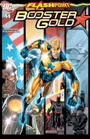 Booster Gold (2007-) #44