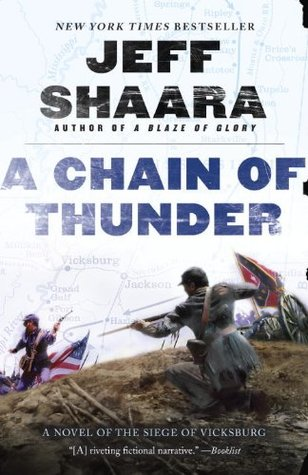 A Chain of Thunder(Civil War: 1861-1865, Western Theater 2)
