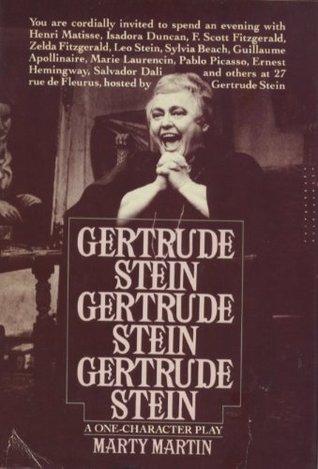 Gertrude Stein Gertrude Stein Gertrude Stein
