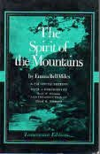The Spirit of the Mountains by Emma Bell Miles