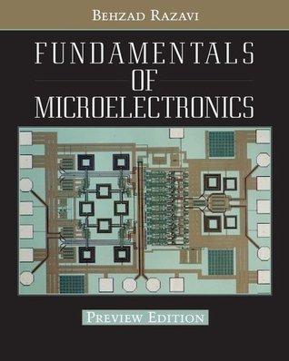 Fundamentals of Microelectronics