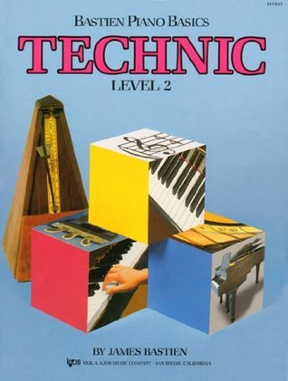 WP217 - Bastien Piano Basics Technic Level 2