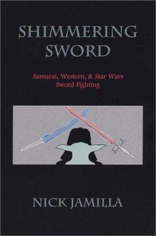 Shimmering Sword by Nick Jamilla