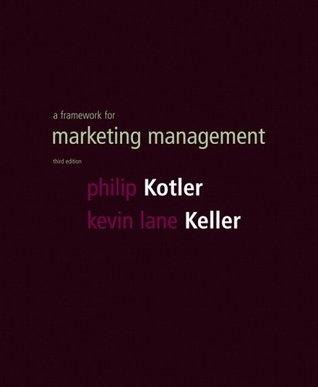 A Framework for Marketing Management by Philip Kotler