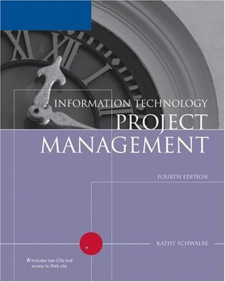 Information technology project management by kathy schwalbe information technology project management other editions enlarge cover 118245 fandeluxe Choice Image