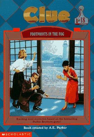 Footprints in the Fog (Clue, #18)
