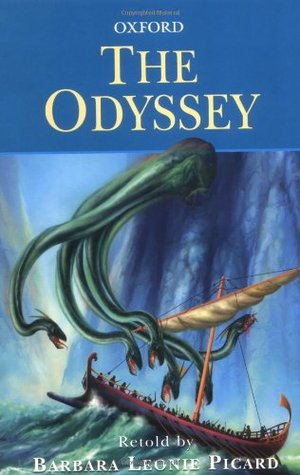 The Odyssey of Homer by Barbara Leonie Picard