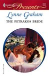The Petrakos Bride by Lynne Graham