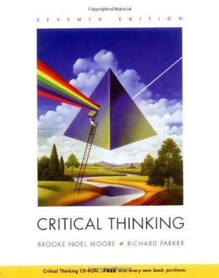 critical thinking by moore parker