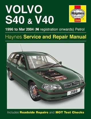 Volvo S40 and V40 Service and Repair Manual