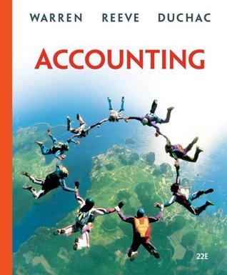 Accounting by Carl S. Warren