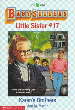 Karens Brothers(Baby-Sitters Little Sister 17)