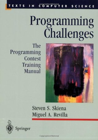 Programming Challenges: The Programming Contest Training Manual