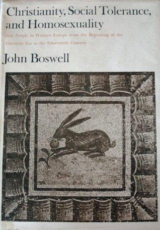 Boswell 1980 homosexuality