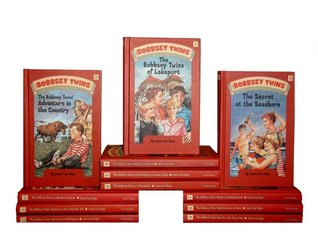Bobbsey Twins Complete Series Set, 1-12 by Laura Lee Hope
