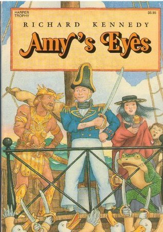 Amy's Eyes by Richard Kennedy