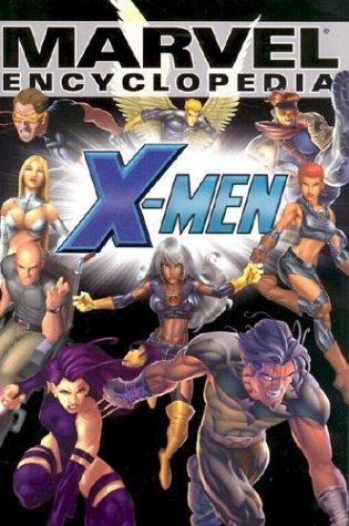 Marvel Encyclopedia Volume 2: X-Men Hc