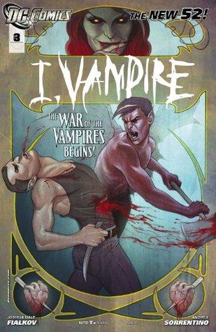 I, Vampire #3: Numb