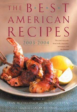 The best american recipes 2003 2004 the years top picks from books 19600187 forumfinder Images