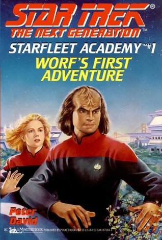 Worf's First Adventure by Peter David