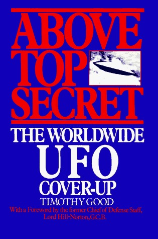 Above Top Secret: The Worldwide UFO Cover-up