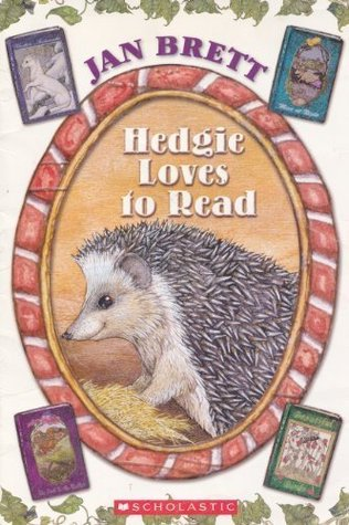 Hedgie Loves to Read