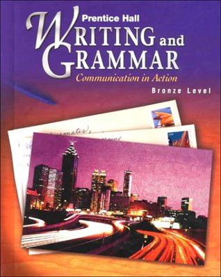 Writing and grammar book