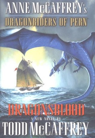Dragonsblood by Todd McCaffrey