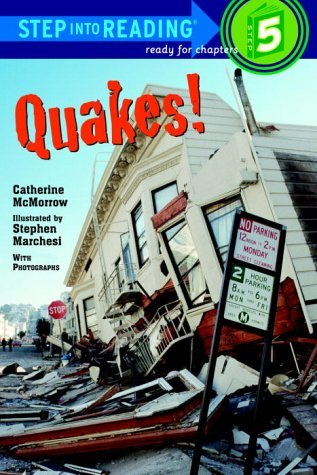 Quakes! por Catherine Mcmorrow PDF DJVU 978-0679869450