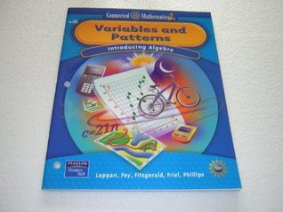 Variables and Patterns: Introducing Algebra (Connected Mathematics 2)