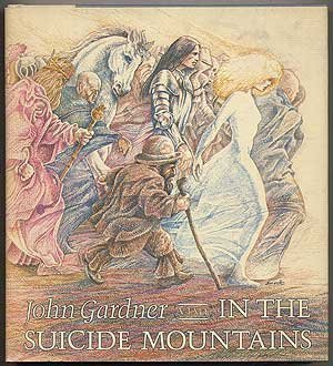 In the Suicide Mountains by John Gardner