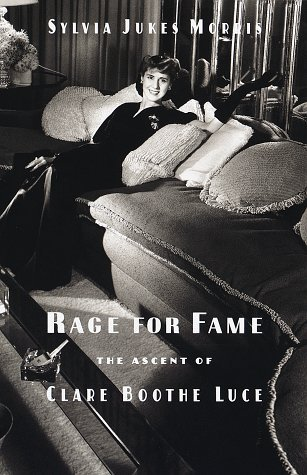 Rage for Fame by Sylvia Jukes Morris