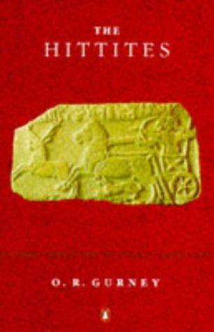 The Hittites by Oliver Robert Gurney
