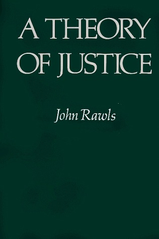 A Theory Of Justice By John Rawls