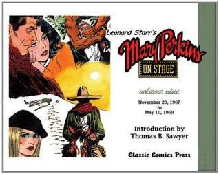Leonard Starr's Mary Perkins On Stage Volume 9