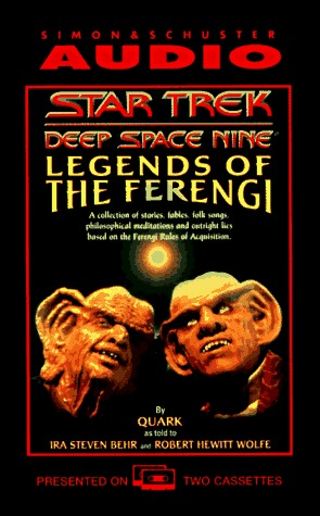 Legends of the Ferengi (Star Trek: Deep Space Nine)