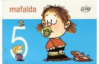 Mafalda 5 by Quino