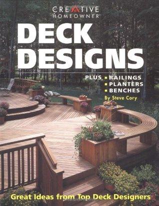 Deck Designs: Plus Planters, Railings, Benches