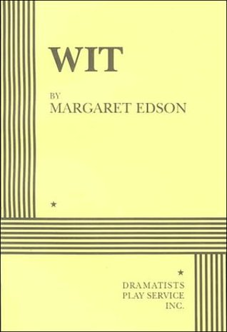 Wit - Acting Edition EPUB