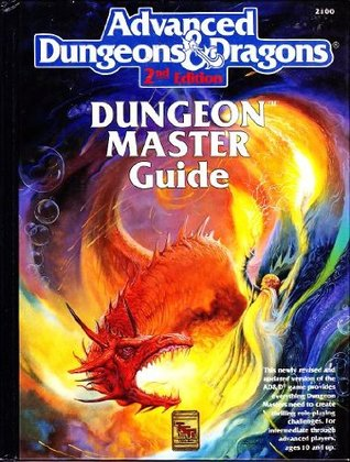 The Dungeon Master Guide, No. 2100, 2nd Edition