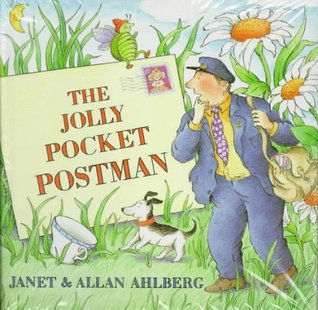The Jolly Pocket Postman(The Jolly Postman)