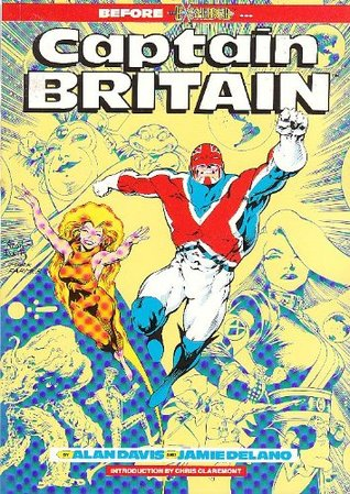 Captain Britain: Dipped in Magic, Clothed in Science