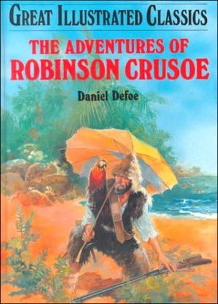 Robinson adventures crusoe book of