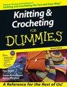 Knitting & Crocheting for Dummies